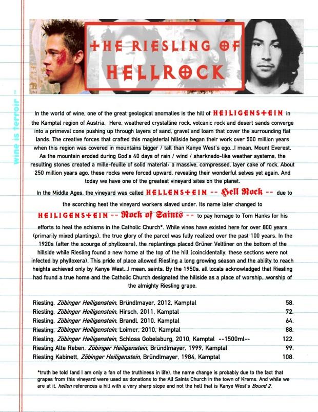 Heiligenstein for Terroir Murray Hill 8.6.14 copy