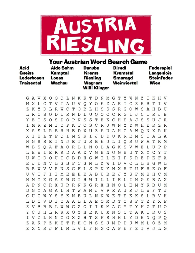 Austrian Word Search Game copy