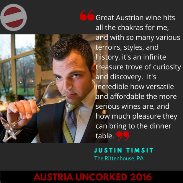 I love ALL Austrian varieties - they are always fresh, elegant, so delicious on its own and incredibly versatile for pairing with food!-9
