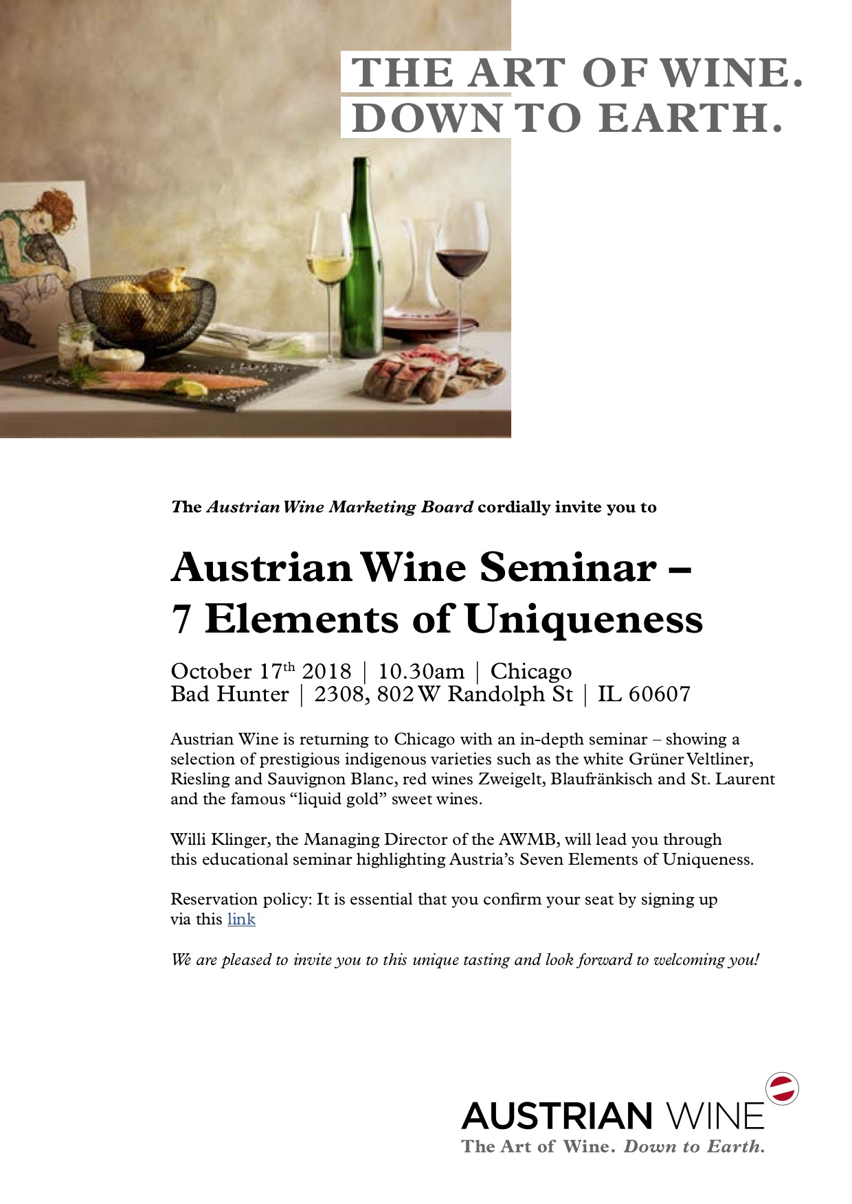 Austria: a selection of sites